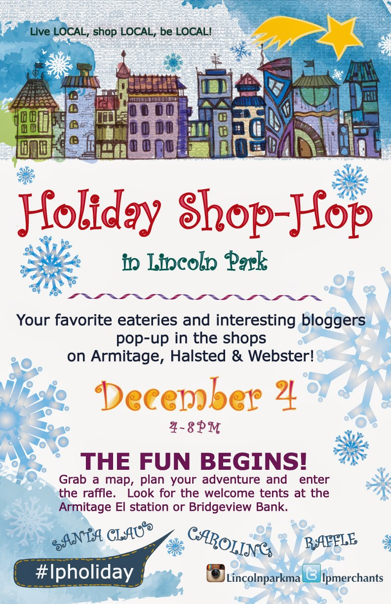 Lincoln Park Holiday Shop-Hop