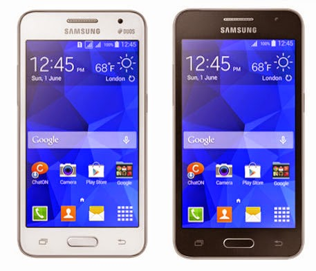 Spesifikasi harga Samsung Galaxy Core 2