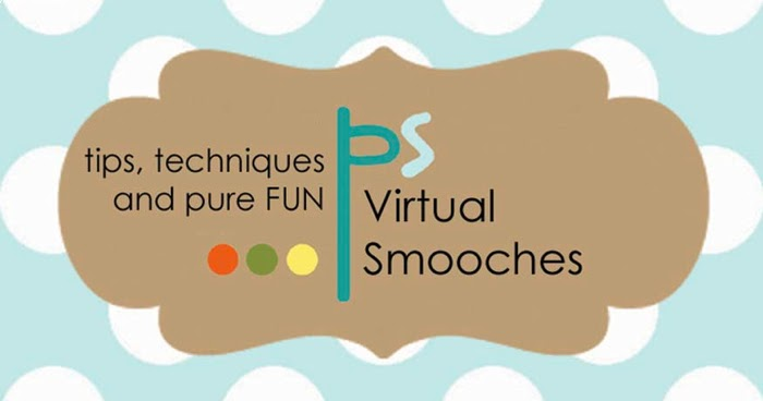 Virtual Smooches: Regular/Reverse Dry Embossing with Die Cuts