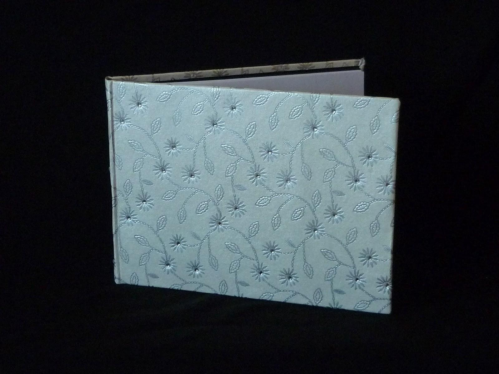 Artesan as leomar cuadernos de papel y tela 5 - Papel y telas ...