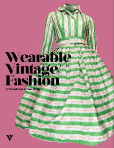 Wearable Vintage Fashion book out now!