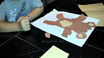 teddy bear art project for preschoolers