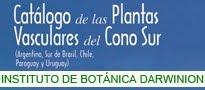 Plantas Vasculares del Cono Sur