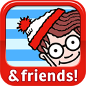 Waldo & Friends Icon Logo