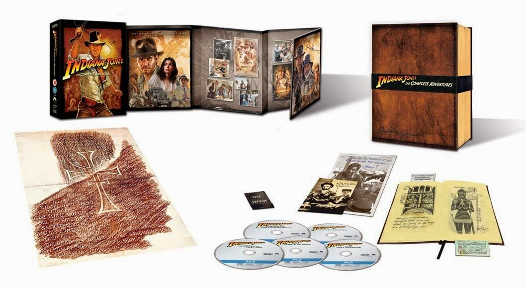 Pack coleccionista: Indiana Jones: Las Aventuras