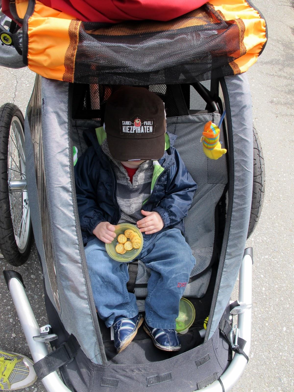 Spokesmama Review Mec Bike Trailer