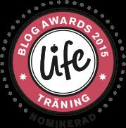 Rösta på mig i Life blog awards 2015