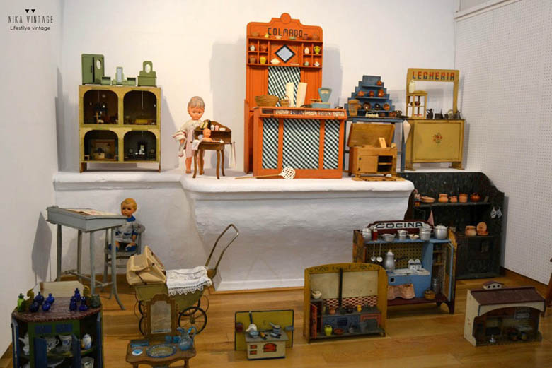 Exposicion de juguete antiguo, toy, juguetes antiguos, coleccion febrer y febrer, menorca, Convento San Diego