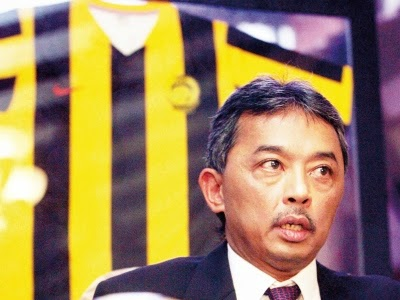 Tengku Abdullah Menang Jawatan Presiden FAM 2014