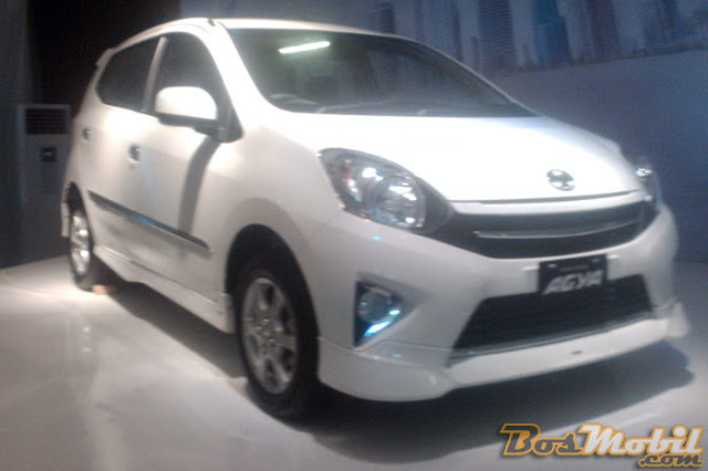 Toyota Agya Mobil Murah Baru Diluncurkan