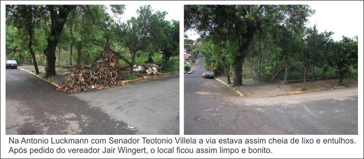 VEREADOR TEM PEDIDO ATENDIDO