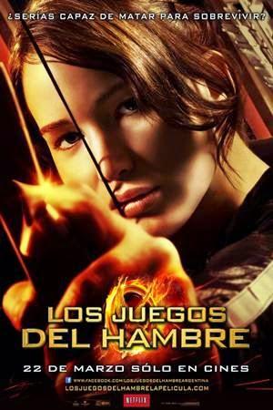 Imagen Los Juegos del Hambre DVDRip Latino
