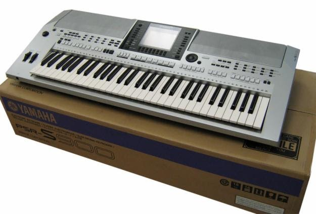 Aldyelektronik keyboard yamaha for Psr s900 yamaha