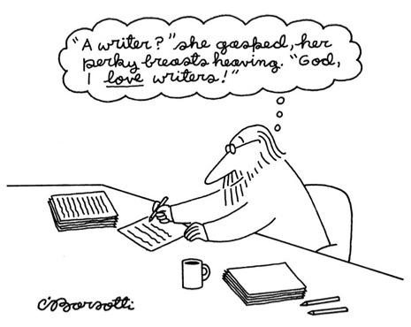 New yorker cartoonist charles barsotti