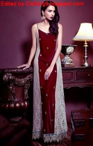 Anam Naeem Formal Wear Exhibition