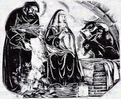Pessebre (Enric Cristòfor Ricart i Nin)