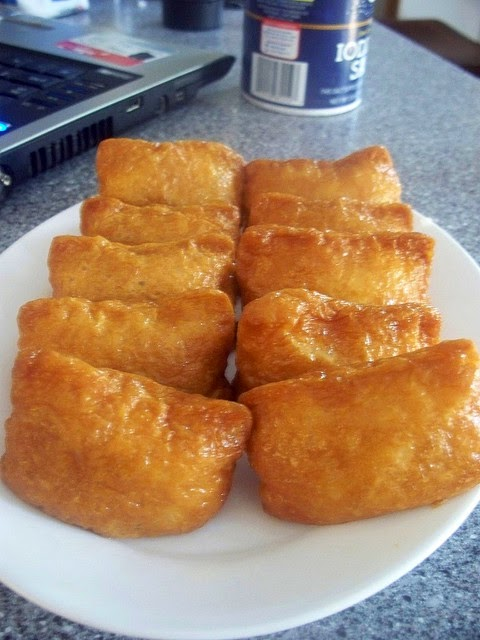 Street food cuisine du monde recette de beignets de tofu - Cuisiner les germes de soja ...