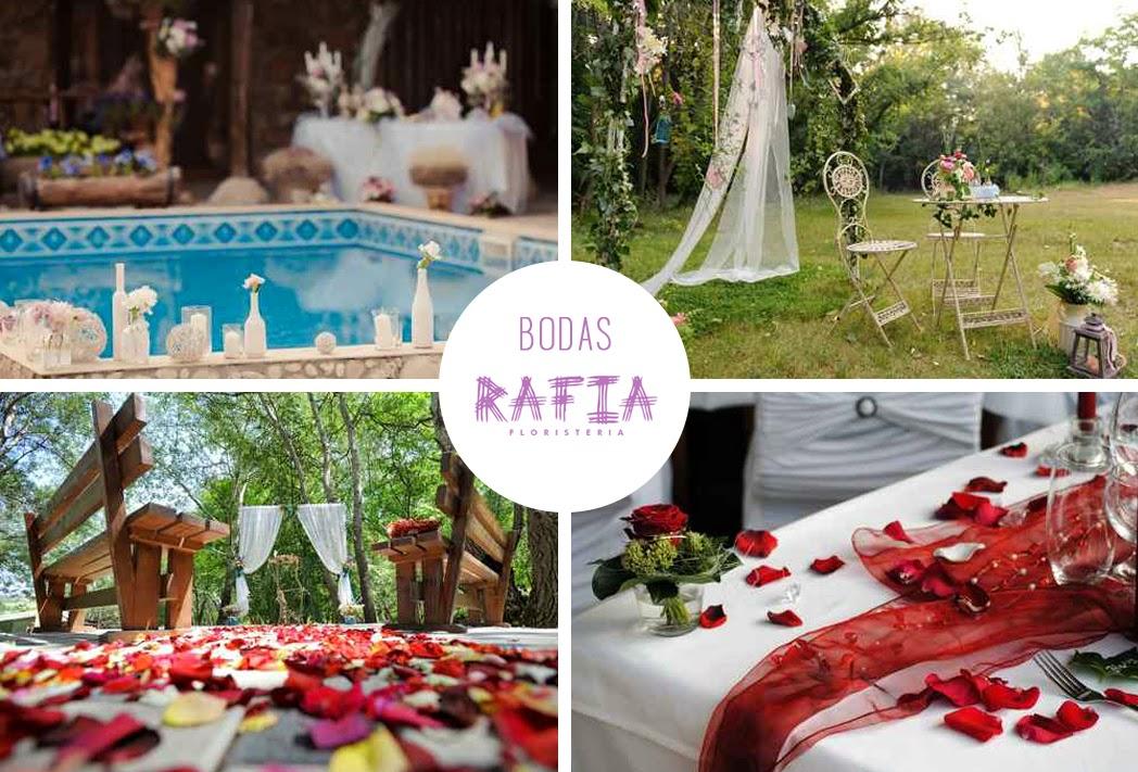 decoracion de bodas y eventos