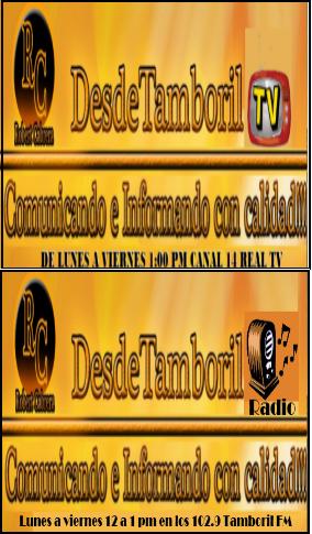 POR REAL TV CANAL 14 DE 1 A 2
