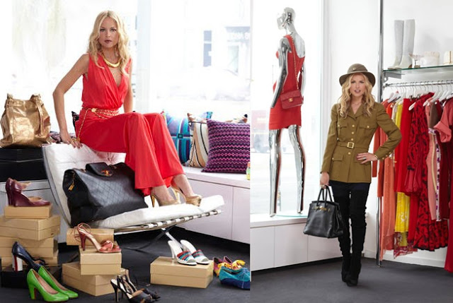 "1 - Destaque da Semana - ""Sites/Blogs"" -  Rachel Zoe"