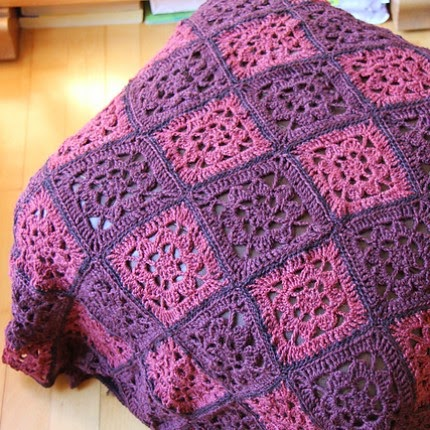 Beautiful Crochet Blanket - Free Pattern