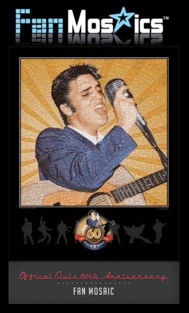 Elvis 60th Anniversary of Rock'n'Roll