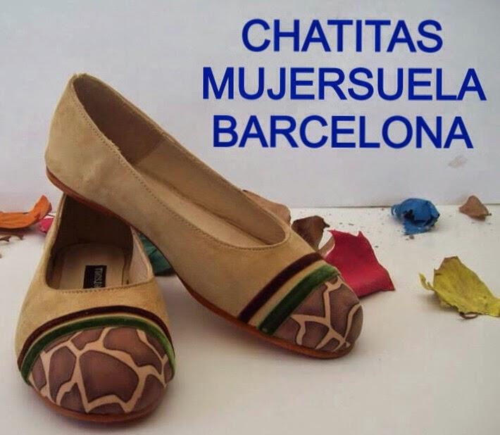 Chatitas Mujersuela Barcelona