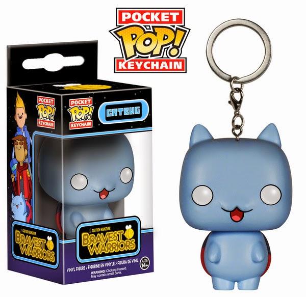 Pop! Keychain Catbug