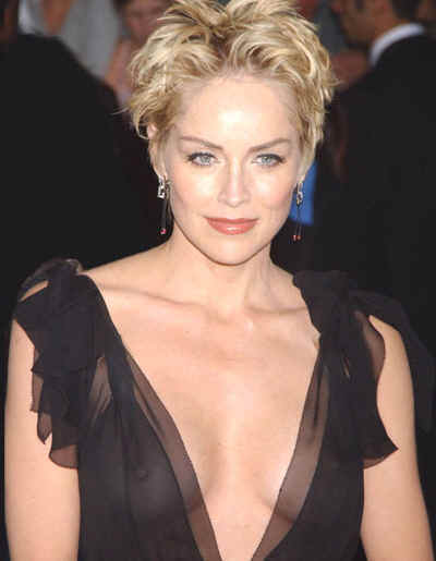 sharon stone nude photos