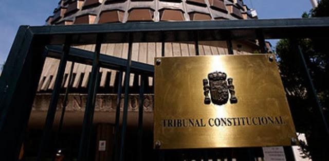 Tribunal Constitucional y Derecho