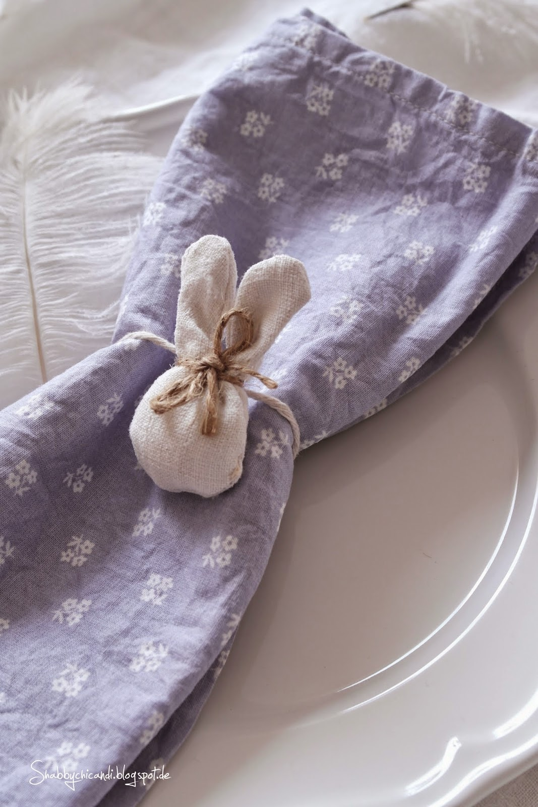 Easter Bunnys easy sewing