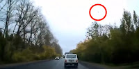 UFO in Izhevsk, Russia