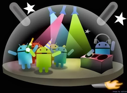 Celebrating Android Picture
