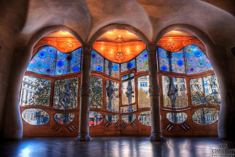 Una pizca de cine m sica historia y arte antoni gaud naturaleza y arquitectura - Natura casa barcelona ...