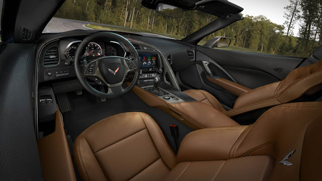 Chevrolet Corvette Stingray 2014 - interior