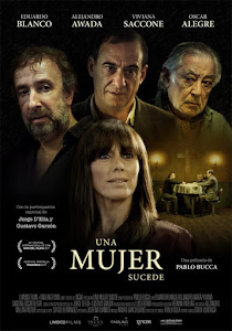"""Una mujer sucede"" Estreno 6 de diciembre."