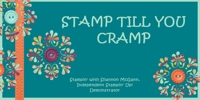 Stamp Till You Cramp!