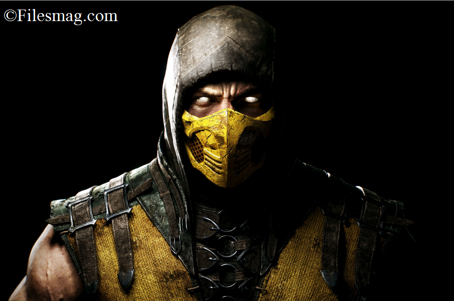 Mortal kombat X wallpaper