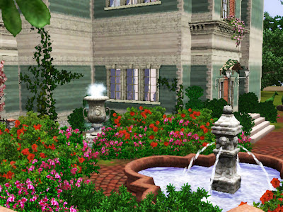 alice madness fountain sims 3