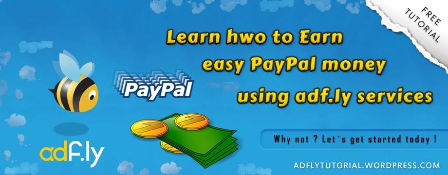 Cara  Mudah Memperoleh Uang dari AdF.ly