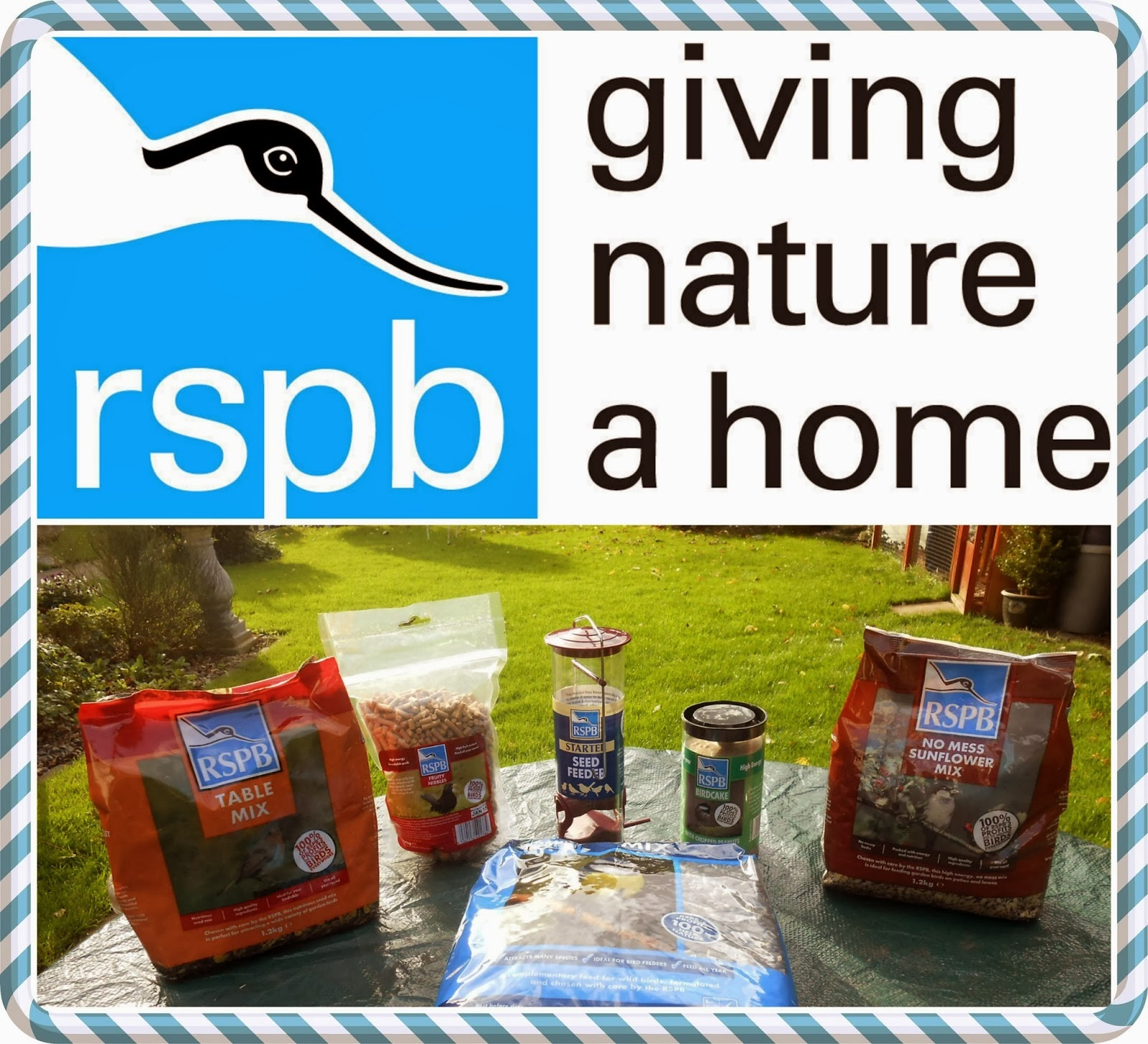 RSPB Birdfood Gift Pack