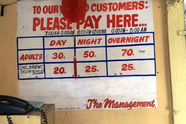 Spring Hotel Cubao Room Rates