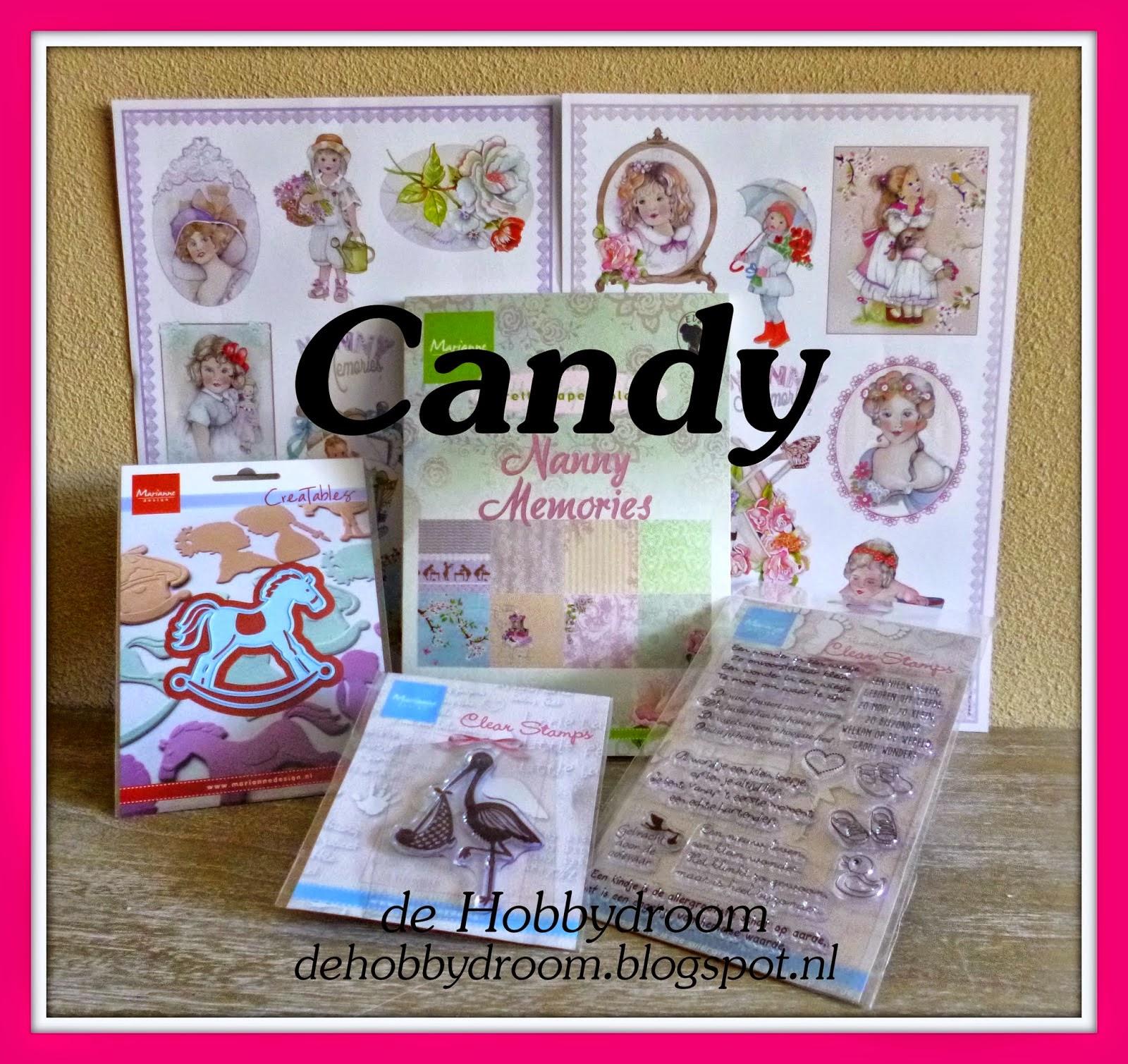 Candy HobbyDRoom tot 10 april