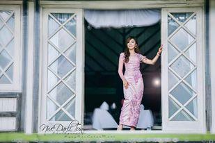 Nwe Darli Tun - Pink Gorgeous Myanmar Model