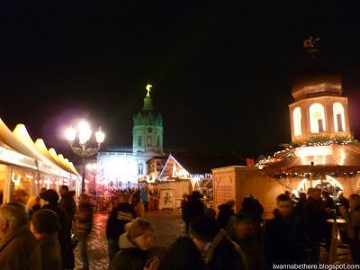 Рождество в Берлине Рождественские базары