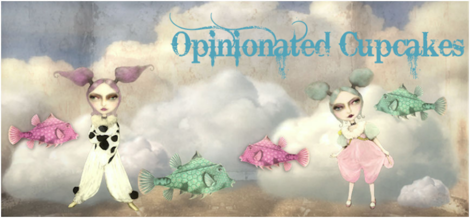 Opinionated Cupcakes