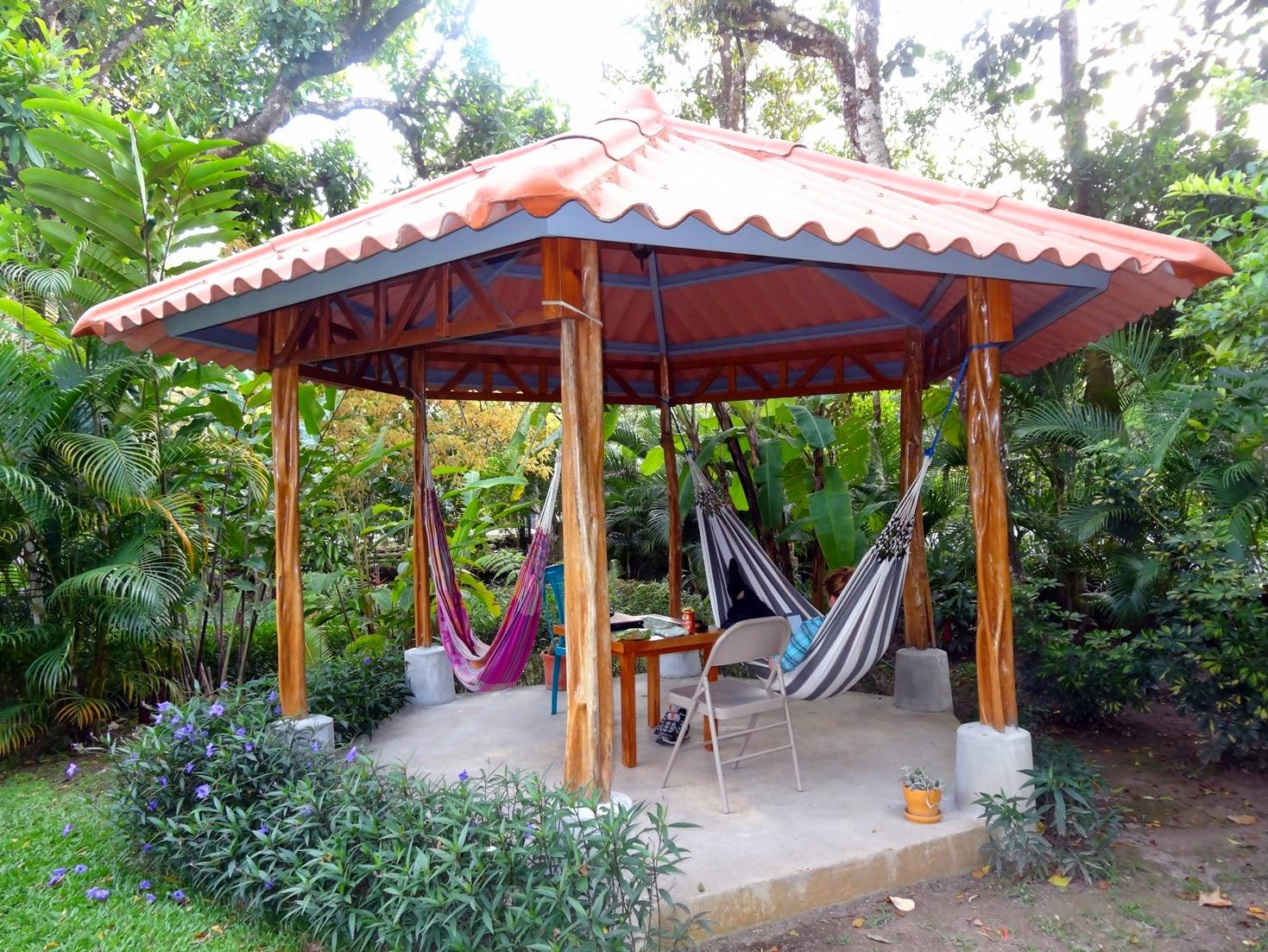 unsere weltreise: panama - el valle de anton und santa catalina, Gartenarbeit ideen