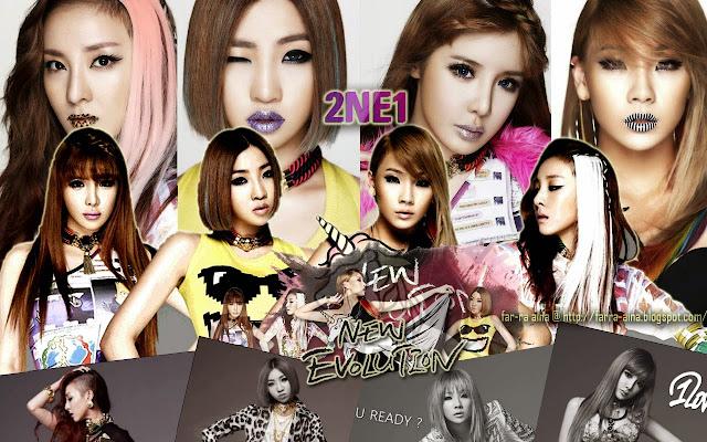 2NE1 NEW EVOLUTION