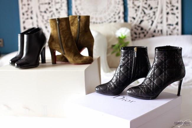 Chanel-Louboutin boots-Diorboots-botas-zapatos-luxury-heels