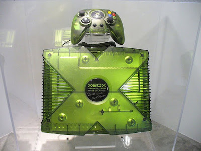 Official Launch Team Edition Microsoft Xbox